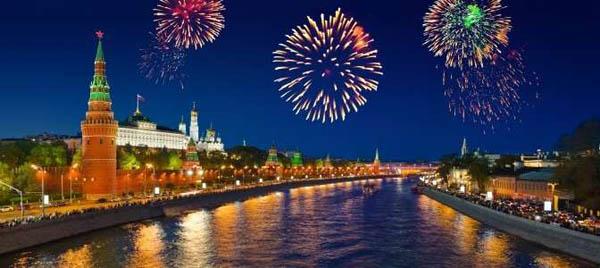 Прогулка на теплоходе комфорт-класса «Кармэл», «Рио» или «Москва-24» по Москве-реке с ужином для компании до 10 человек от судоходной компании «Праздник на воде»