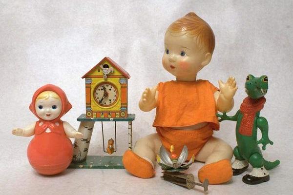 Выставка «Все лучшее – детям. Игрушки 1950–1980 гг. из коллекции С. Романова»
