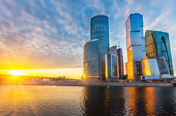 Пешеходная экскурсия по комплексу Москва-сити