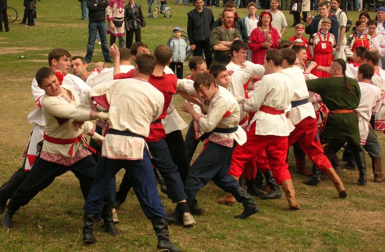 Фестиваль Культурного и Активного Отдыха в Братиславском парке