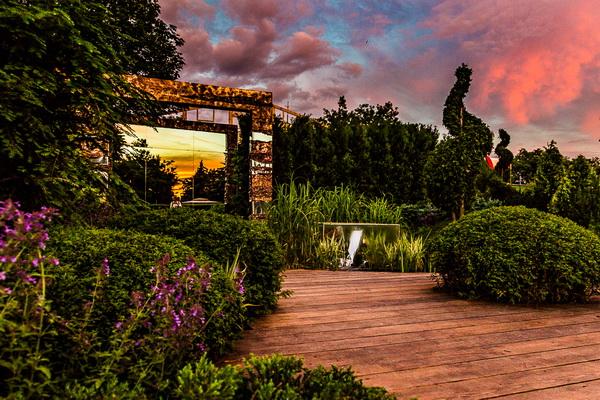 VI Международный Фестиваль Садов и Цветов Moscow Flower Show в Парке искусств «Музеон»