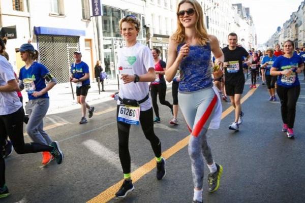 Благотворительный Зеленый марафон «Бегущие сердца»
