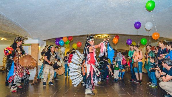 Фестивали культур стран Африки и Латинской Америки в парке-музее ЭТНОМИР