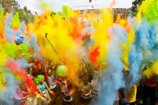Фестиваль «Красочный забег – 2017»