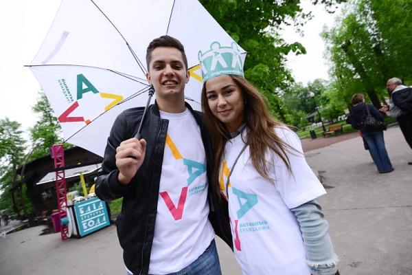 День рождения проекта «Активный гражданин» на культурных площадках Москвы