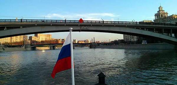 Прогулка на теплоходе «Речной трамвайчик» и романтическая экскурсия «Романтика речной Москвы»