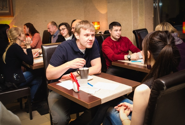 кафе для знакомств в москве форум