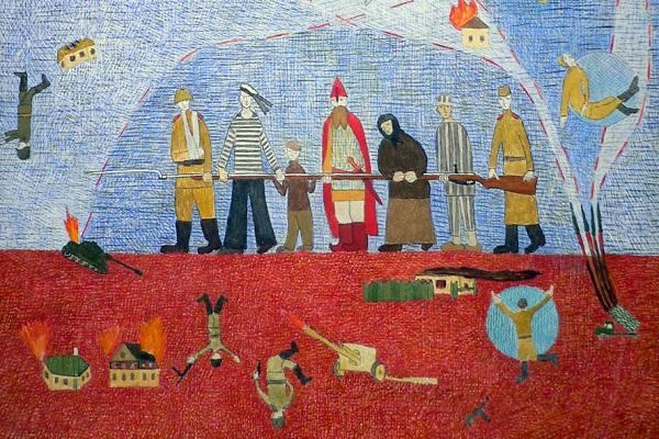 Выставка «Истории о войне»