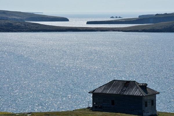Фотовыставка «Лазурные берега арктических земель»