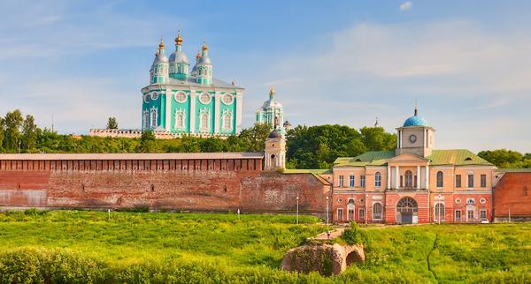 Однодневная экскурсия «Зеркало Серебряного века (Смоленск-Талашкино-Фленово)»