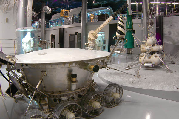 Пешеходная экскурсия в музей космонавтики «Космическое путешествие»