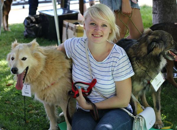 Выставка собак и кошек «У любви нет породы» в ПКиО «Кузьминки»