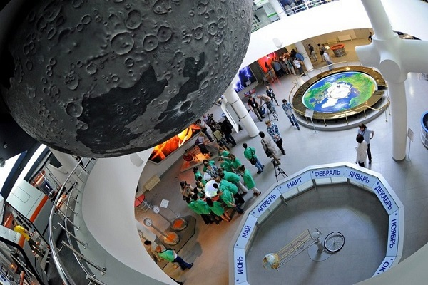 Праздник «День астероида» в Московском Планетарии