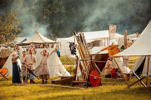 Фестиваль «Битва тысячи мечей. Рагнарек»