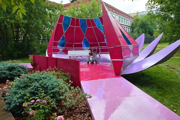 Фестиваль «Moscow Flower Show – 2017»