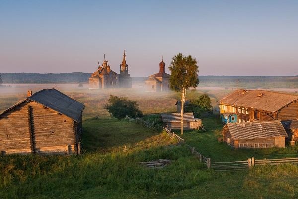 Книжно-иллюстративная выставка «Искусство Русского Севера и стран Северной Европы»