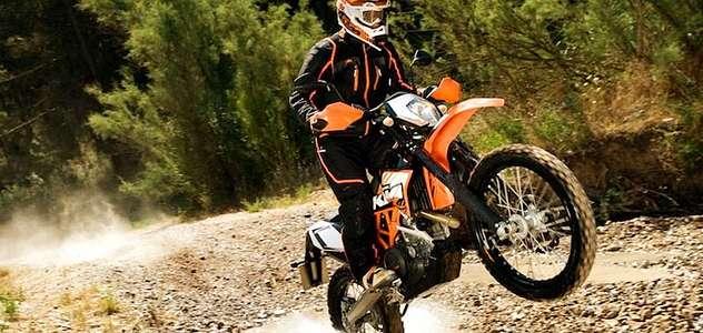 Поездка на питбайке для одного, двоих или четверых с фотосессией и мастер-классом по мотокроссу от профессионала компании Nikodan Moto