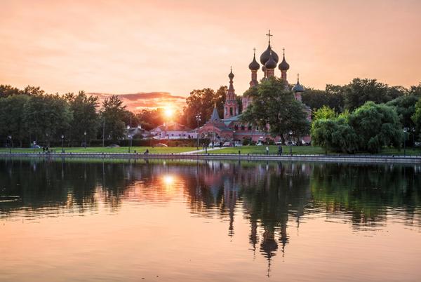 «Останкино — от Шереметьева до Королёва» — пешеходная экскурсия