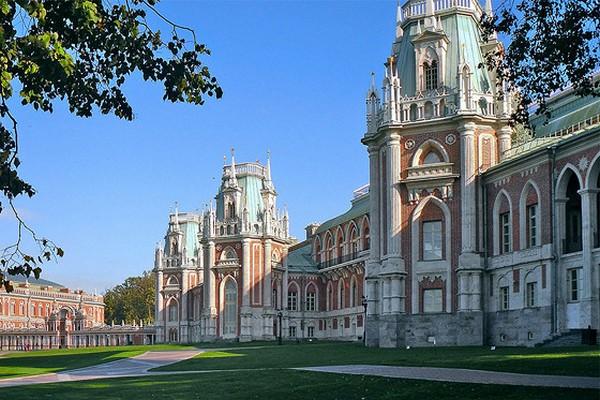 Экскурсия «Царицыно. Большой дворец» от компании «Шаг за шагом»