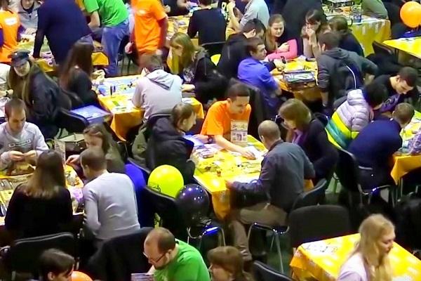Фестиваль настольных игр «Игрокон – 2017»