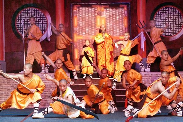 Шоу монахов Шаолиня «Shaolin Show» – тур по Москве и Подмосковью