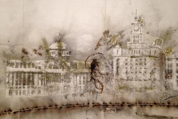Выставка работ Цая Гоцяна «Октябрь»