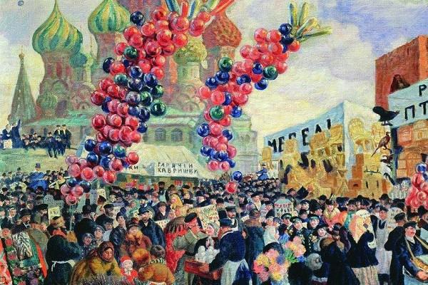 Художественная выставка «Москва сквозь века»