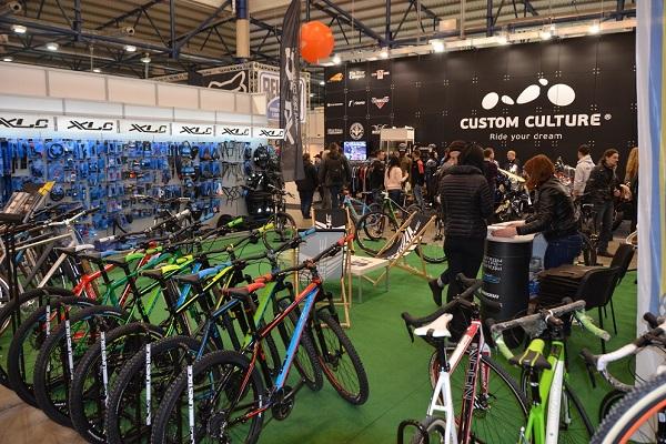 Выставка велосипедов и велоаксессуаров «БайкЭкспо – 2017»