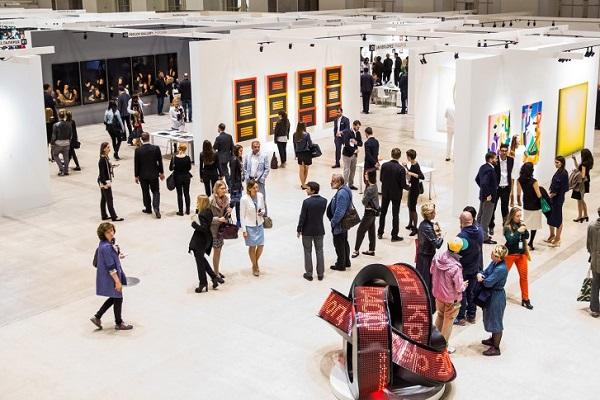 5-я Международная ярмарка современного искусства «Cosmoscow – 2017»