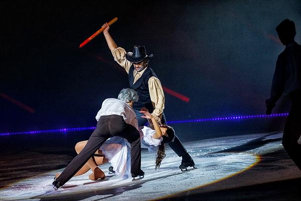 Ледовое шоу «Дракула. История вечной любви»