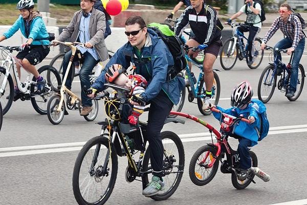 Осенний Московский Велопарад– 2017
