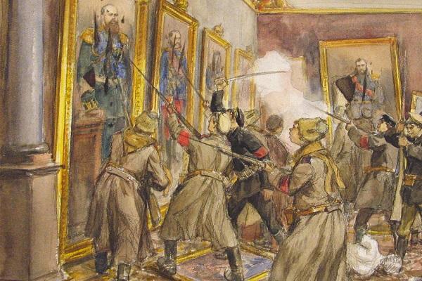 Выставка «Энергия мечты. К 100-летию Великой русской революции 1917 года» в Историческом музее
