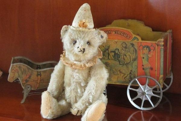 9-я Московская международная выставка коллекционных медведей «Hello, Teddy»