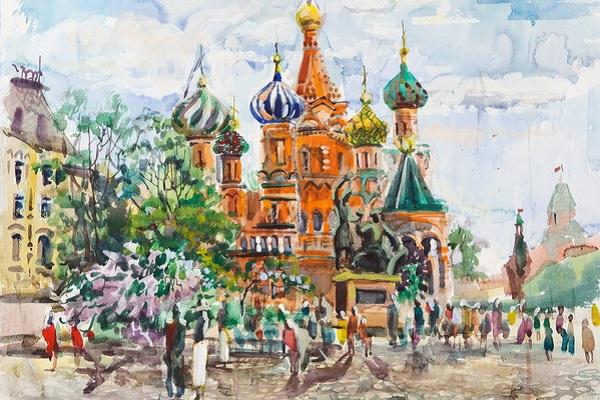 Выставка «Покровский собор. Взгляд современников»