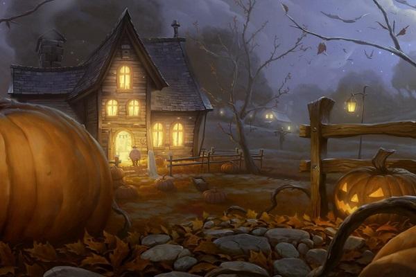 Хэллоуин в «Булгаковском Доме»