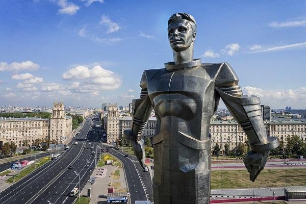 Выставка «Москвы космические адреса»