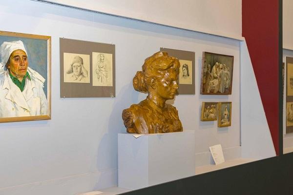Выставка «Живая летопись войны» в Музее Победы