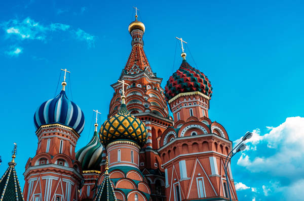 «Каменный цветок» — экскурсия в собор Василия Блаженного