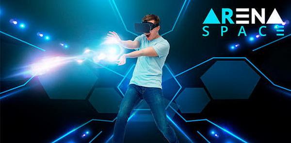 Аттракционы виртуальной и дополненной реальности в сети парков ARena Space: «Скала», «VR Куб», «Киномодуль 360», «Параплан VR» со скидками до 53%