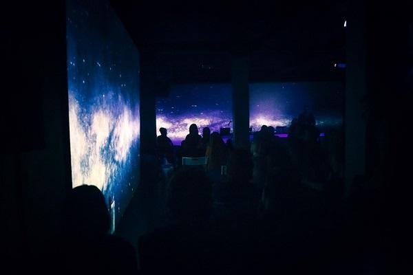 5-й Московский фестиваль «Ambient & More» в ЦСИ «Марс»