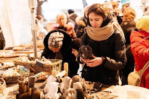 Зимний фестиваль «Сны о Москве»