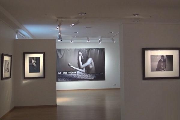 Фотовыставка моделей-трансгендеров «M2F – Male to Female»