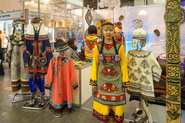 XIII Международная выставка-ярмарка «Сокровища Севера»