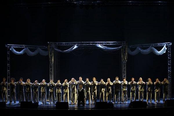 Рок-опера «Юнона и Авось» в Московском Мюзик-Холле