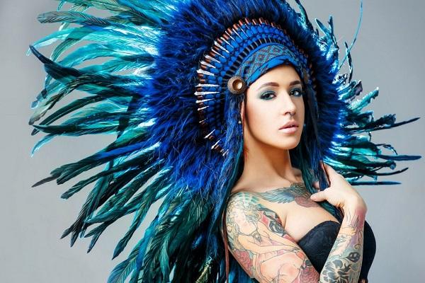 16-й Фестиваль татуировки «Tattoo Festival»