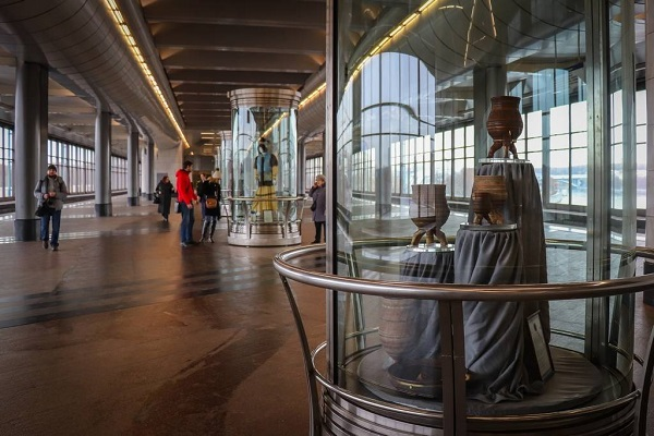 Выставка народно-прикладного искусства Якутии