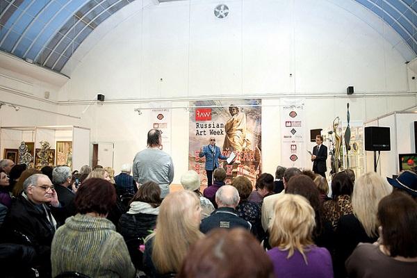 23-я Международная выставка-конкурс современного искусства «Российская неделя искусств»