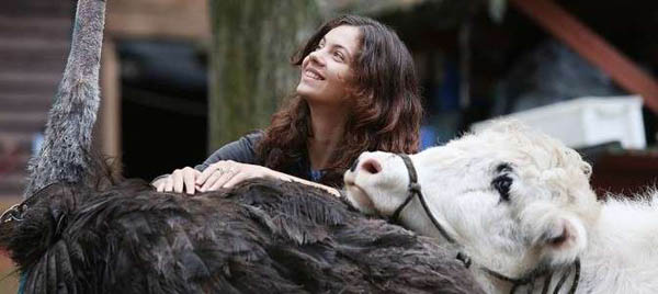 Экскурсия для детей и взрослых в зоостудию животных-актеров «Ковчег» в будни или выходные.