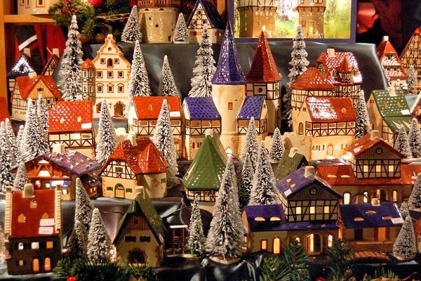 Рождественская ярмарка в ЦДЛ
