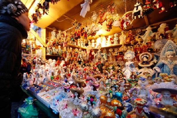 Рождественский фестиваль в КВЦ «Сокольники»